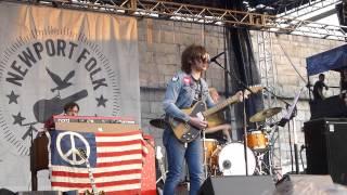 "Ryan Adams: ""Mother"" (Danzig cover) Newport Folk Festival - 7.25.2014"