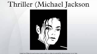 Thriller (Michael Jackson album)