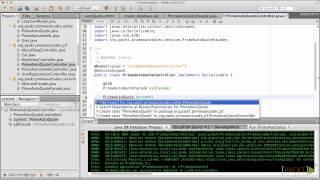 Mastering PrimeFaces Tutorial: Text Components | packtpub.com