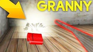 KILLED GRANNY'S PET SPIDER BY GASOLINE! - Granny