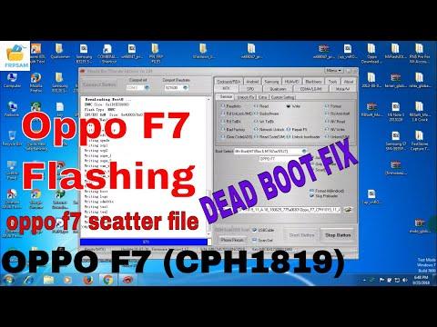 Mt6750 Scatter File