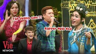 Cười mệt với màn kết hợp giữa chị đại làng gỏi Ty Thy và rapper Trường Giang | Ai Là Số 1 Tập 1