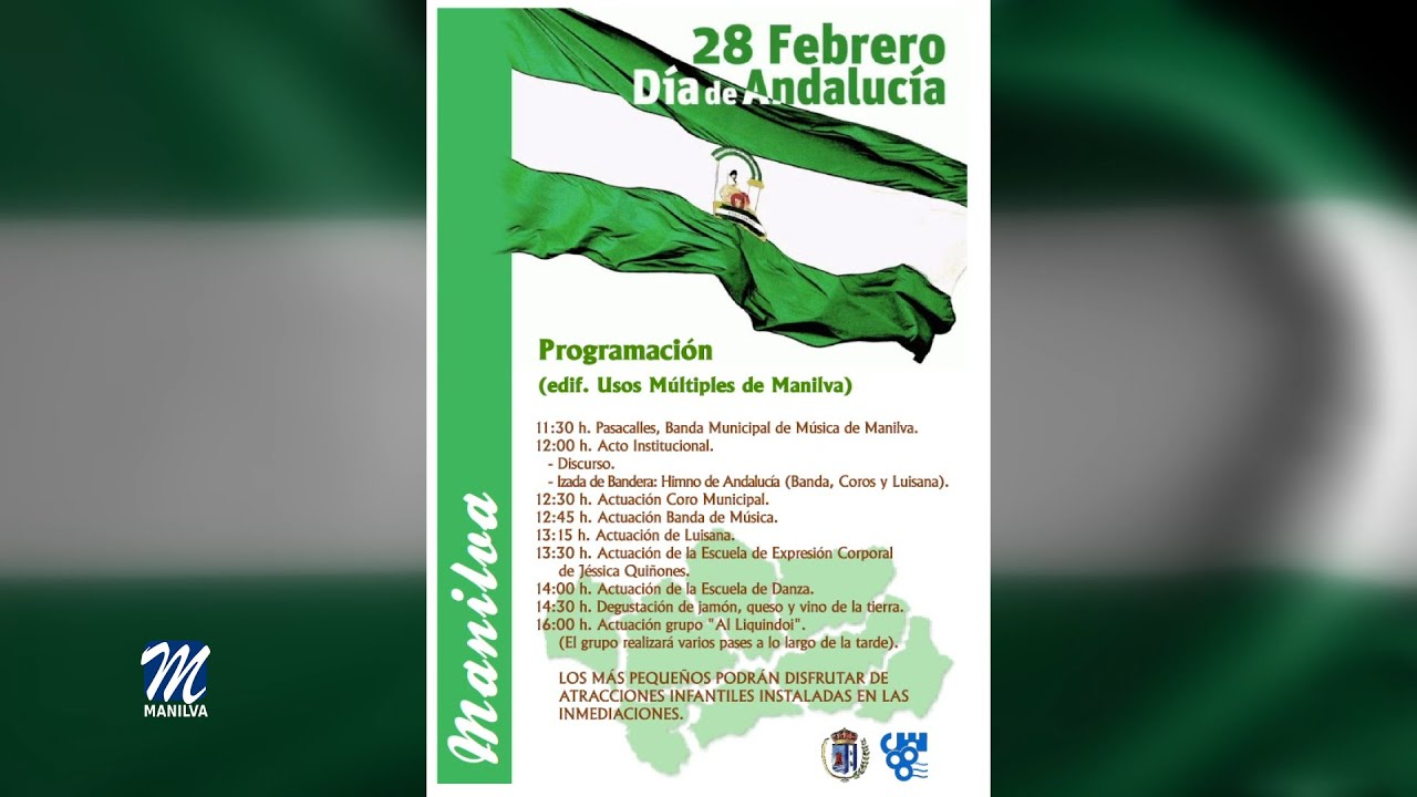 Actividades para el día de Andalucía