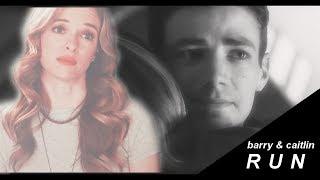 """Сериал """"Флэш"""", ►Barry & Caitlin   Run [4x04]"""