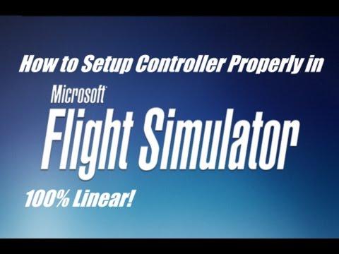 Linear controls wanted :: Microsoft Flight Simulator X