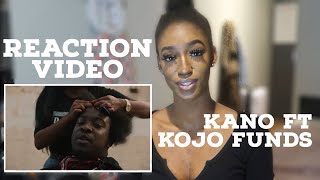 REACTING TO KANO PAN FRIED FEAT. KOJO FUNDS   (Official Video)