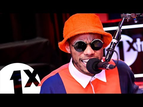 Anderson .Paak - King James In The 1Xtra Live Lounge