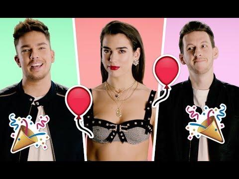 Pop Stars on… Party Tricks 🎉