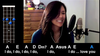 """I Do"" (Colbie Caillat) - Ukulele Play-Along!"