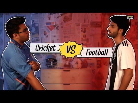 Cricket Fan vs Football Fan