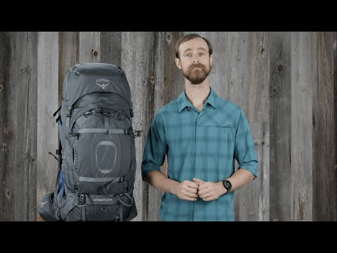 Osprey Packs   Aether™/Ariel Plus   Product Tour