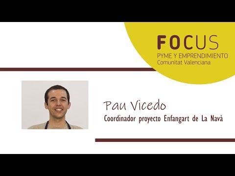 Entrevista Pau Vicedo en Focus Pyme y Emprendimiento L´Alacantí 2019