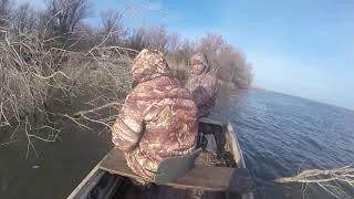Рыбалка в декабре на ахтубе