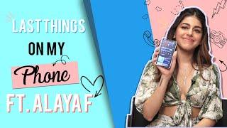 Last Things On My Phone Ft. Alaya F | Jawaani Jaaneman | Saif Ali Khan