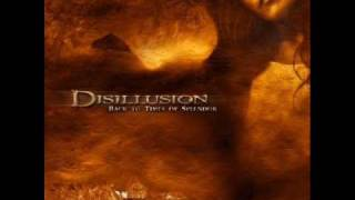 Disillusion Alone I stand in fires