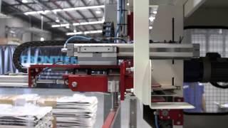 VERTICAL POWDERCOATING LINE - Frontier Aluminum