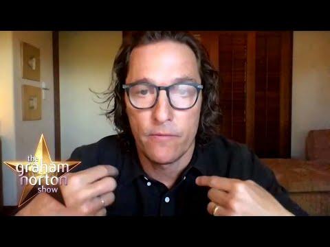 Matthew McConaughey o nepovedeném monologu ve španělštině - The Graham Norton Show