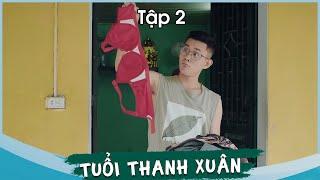 Tuổi Thanh Xuân - Tập 2 - Phim Hài SVM (Mì Tôm remake)   SVM SCHOOL