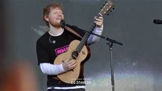 Ed Sheeran   Happier @ Live In KOREA 2019