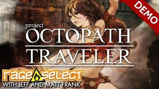 Project Octopath Traveler Demo (Let's Play)