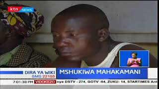 Mshtakiwa Friday Baraza aliyeuwa naibu wa OCS aomba mahakama kumruhusu kupata matibabu
