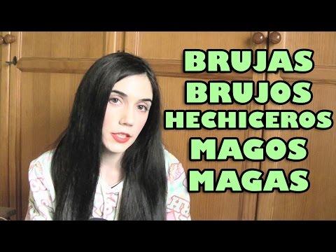 Tipos de brujas y brujos + Diferencia con los magos/as - Julia Pons Montoro