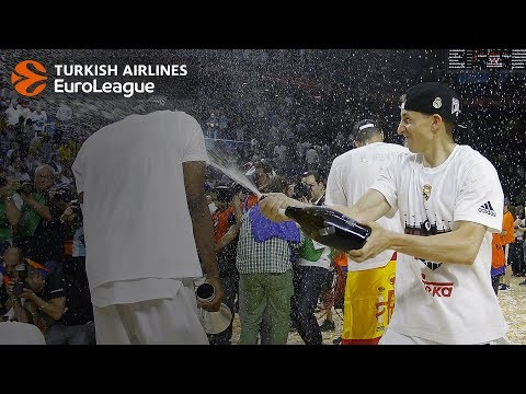 Post-game interview: Jaycee Carroll, Real Madrid