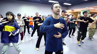 Overdose   @ChrisBrown @Agnezmo | Dylan Mayoral Choreography