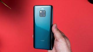 Обзор Huawei MATE 20 PRO - самый технологичный?