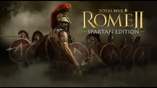 Total War Rome II Edycja Sparty STEAM cd-key