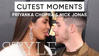 Priyanka Chopra and Nick Jonas's cutest moments   The Sunday Times Style