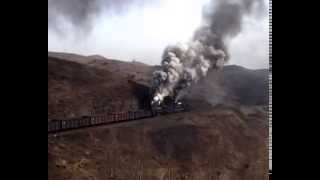 preview picture of video 'Industriebahn Chengde in China mit SY und JS'
