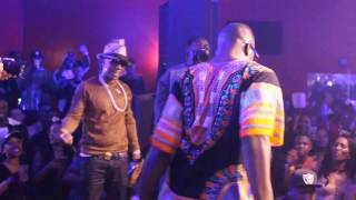 """PLIES gets shown how to """"JIGG"""" at Club Bella Noche!"""