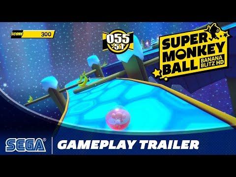 Super Monkey Ball: Banana Blitz HD | Gameplay Trailer thumbnail