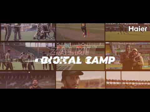 MG Presents Zalmi Digital Camp | Online Training Camp
