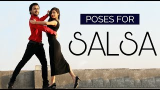 Dance Poses For Salsa / Duet Performance