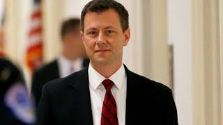 FBI agent Peter Strzok appears before Congress