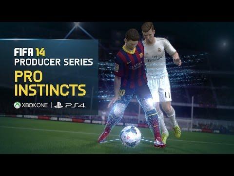 FIFA 14 ukazuje novinku Pro Instincts