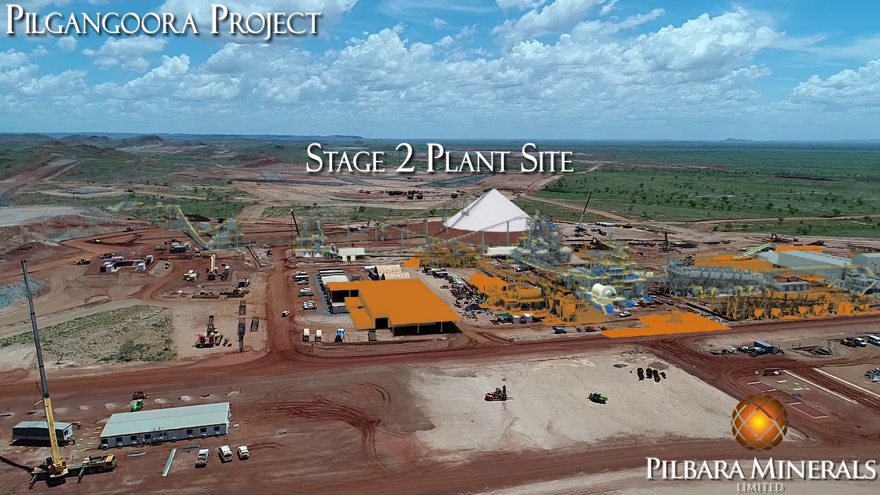 Pilgangoora Project