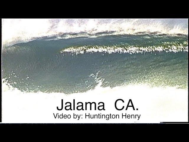 """Jalama Beach County Park"" CA.- Surfing"
