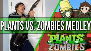 Plants Vs. Zombies Guitar Medley