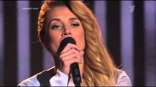 "The Voice Russia 2015 Ольга Задонская ""Обещание"" Голос - Сезон 4"