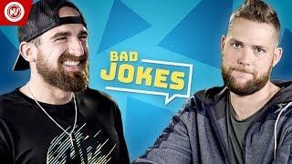 Dude Perfect Christmas Bad Joke Telling