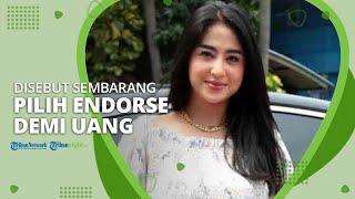 Dewi Perssik Tidak Terima Disebut Sembarang Milih Endorse Demi Uang