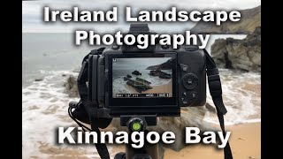 Landscape Photography at Kinnagoe Bay