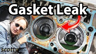 How to Fix a Head Gasket Leak in Your Car