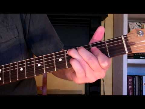 How To Play the C#m7 Chord On Guitar (C sharp minor seventh) 7th