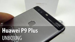 Huawei P9 Plus Unboxing în Limba Română (Varianta phablet Huawei P9 cu 3D Touch) - Mobilissimo.ro