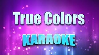 true colors glee instrumental - TH-Clip