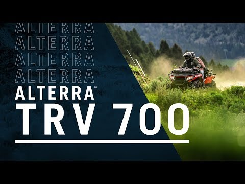 2019 Arctic Cat Alterra 700 TRV in Lebanon, Maine - Video 1